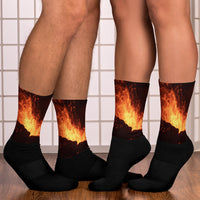 Eruption Socks