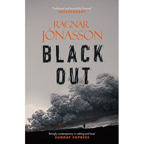 Blackout - by Ragnar Jónasson