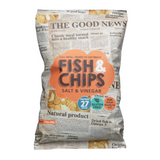 Icelandic Fish and Chips SNACK!
