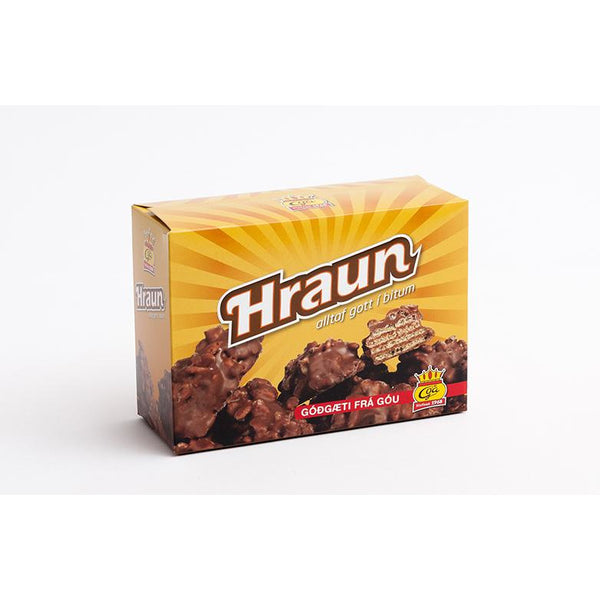Hraun (Chocolate Lava)