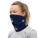 "Neck Gaiter / Mask - ""How To Speak Icelandic Using Only 3 Words"""