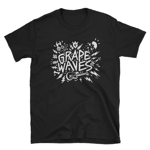 Grapewaves official Tee! Unisex cut!