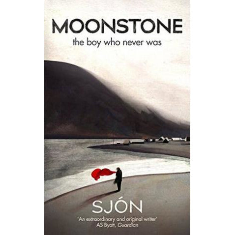 Moonstone: The Boy Who Never Was - by Sjón