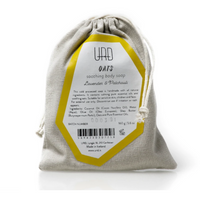 Soothing Body & Face Stone Soap With Oats - By Urð