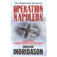 Operation Napoleon - by Arnaldur Indriðason