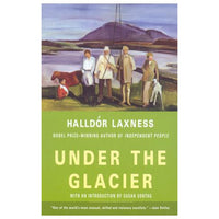 Under the Glacier - by Halldór Laxness