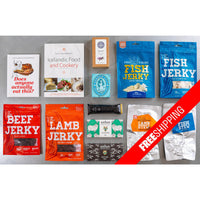 Grapevine's Foodie Box of Iceland - Limited Edition