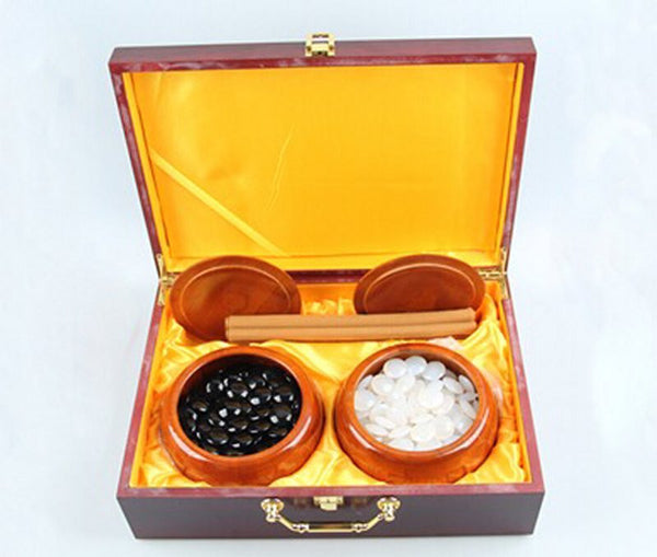 Agate Go Box Set