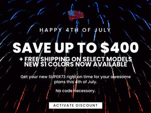 SAVE BIG THIS 4TH OF JULY