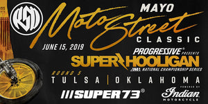 Super73 Racing at the Inaugural Mayo Moto Street Classic