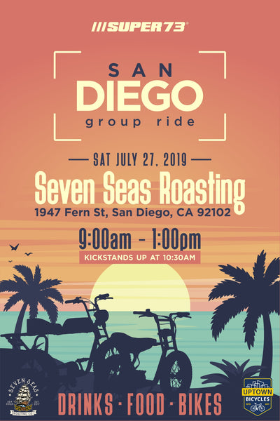 san diego group ride