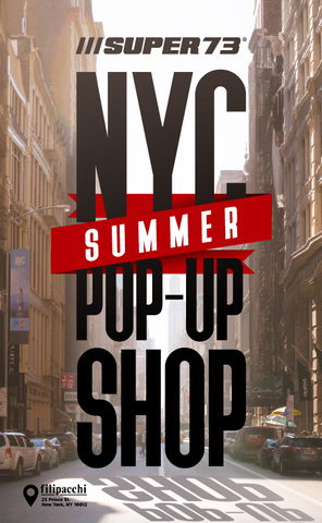 nyc summer pop-up shop