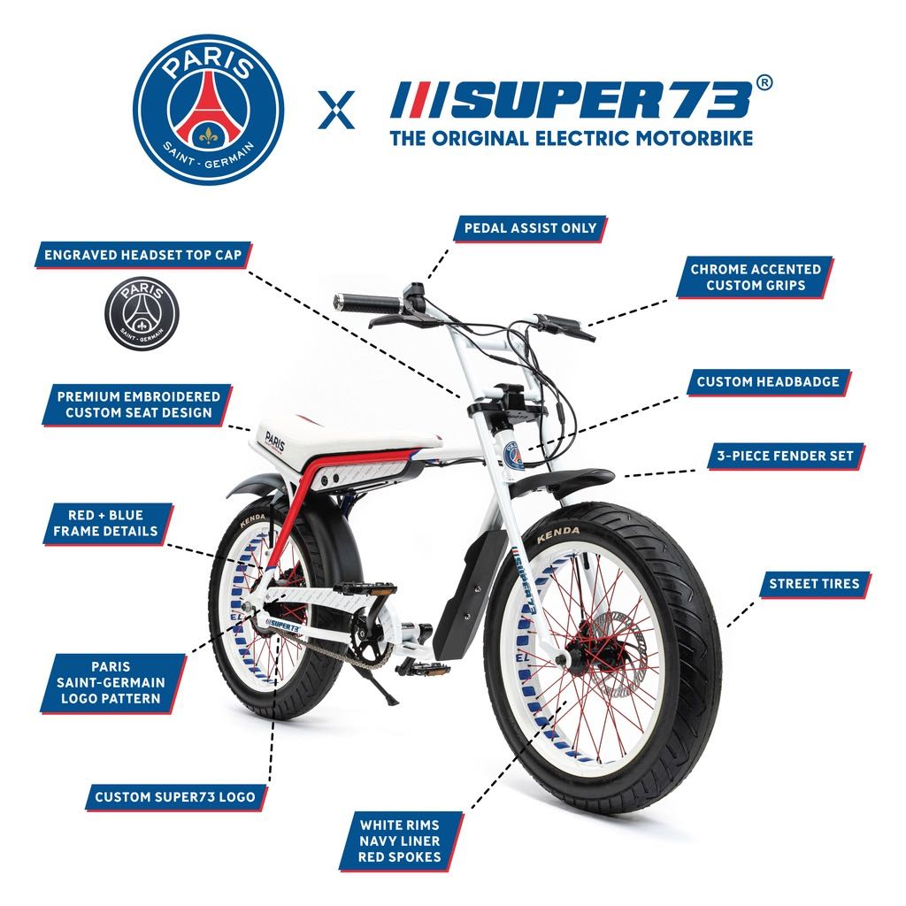 super73 x paris-saint germain football club