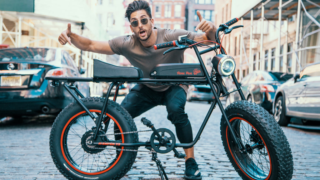 The Super 73 Electric Motorbike Lithium Cycles