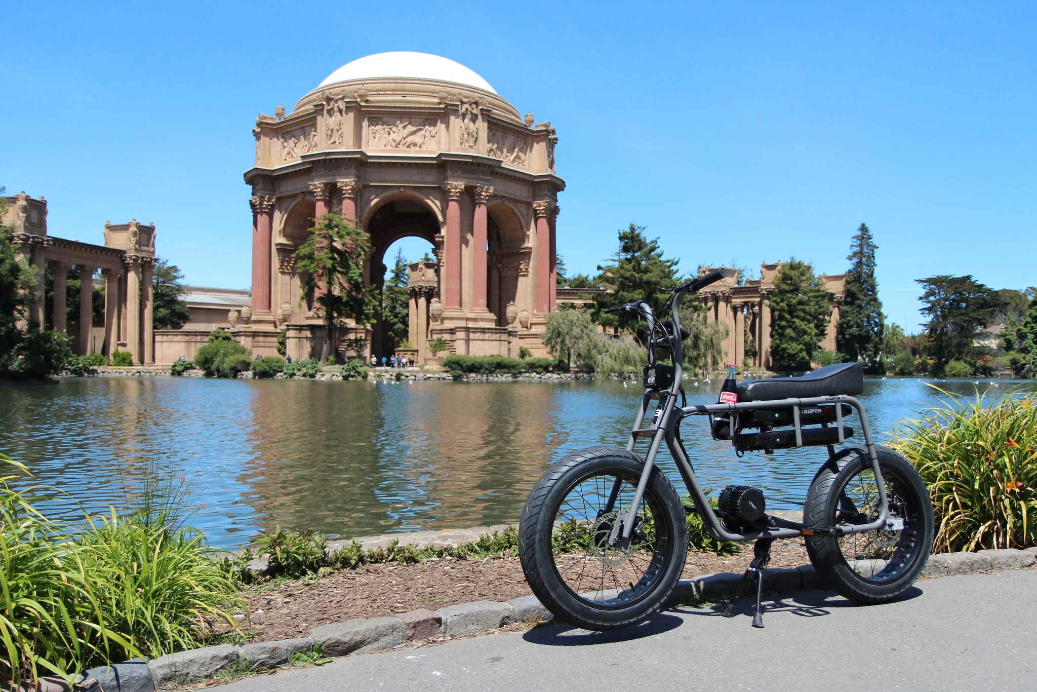 Super 73 San Francisco Palace of fine arts