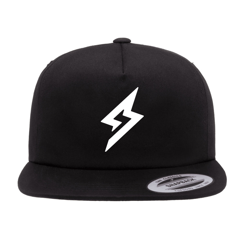 Unstructured Logo Snapback