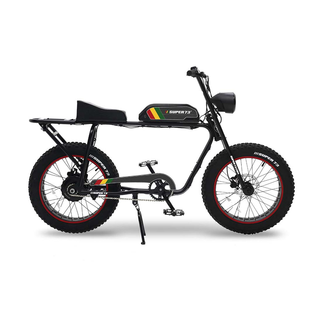 SUPER73-S Series Rasta Battery Decal Kit