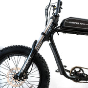 S-Series Suspension Fork