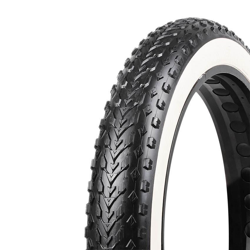 Mission Command Whitewall Tires