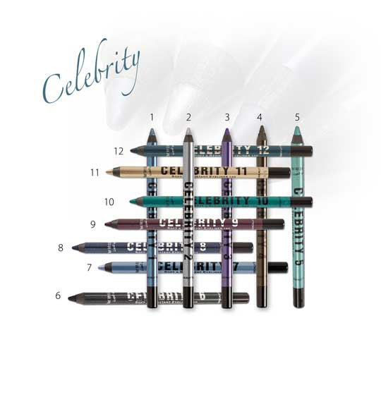 Karaja Celebrity Eye Pencil 12 Colors