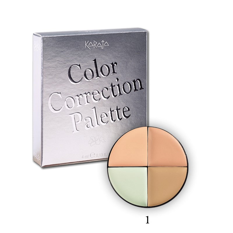 Karaja Colour Correction Palette No.01