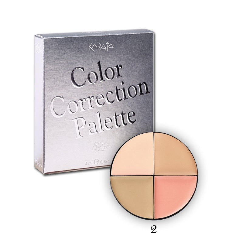 Karaja Colour Correction Palette No.02