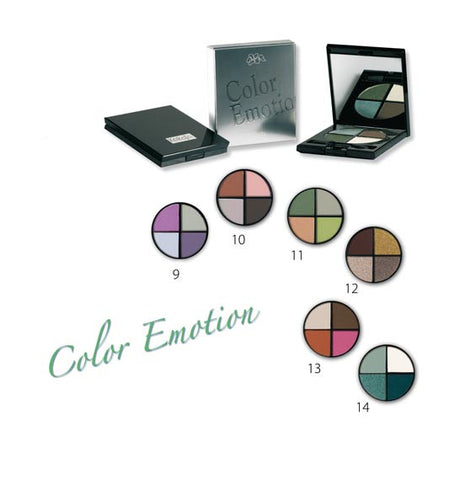 Karaja Color Emotion Eye Shadow 3 Dimensional Colors 6 Options