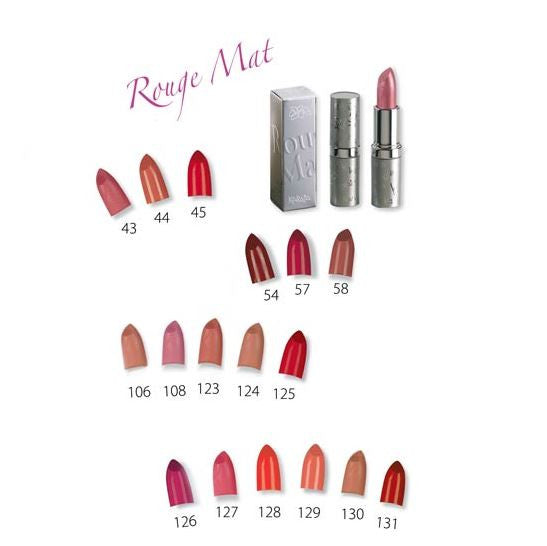 Karaja Rouge Mat Lipstick 17 Colors