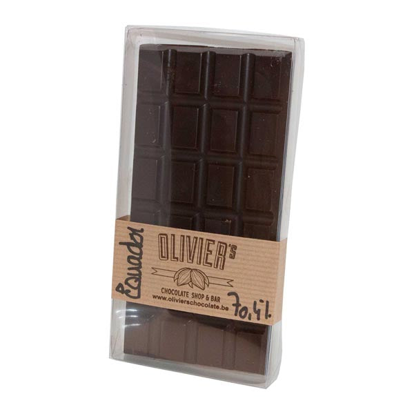 Chocolate Bar - Dark Equador 70%