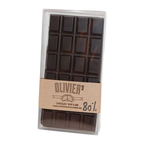 Chocolate Bar - Dark Powerful 80%