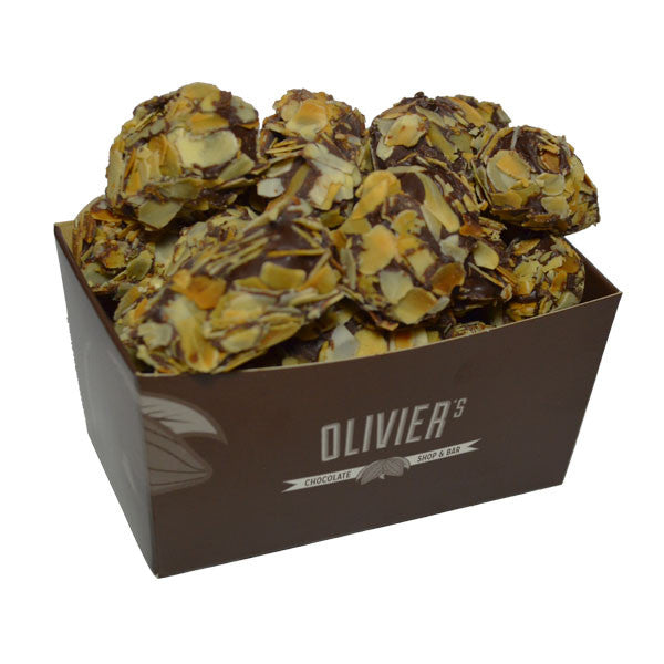 Box of Truffles - Almonds