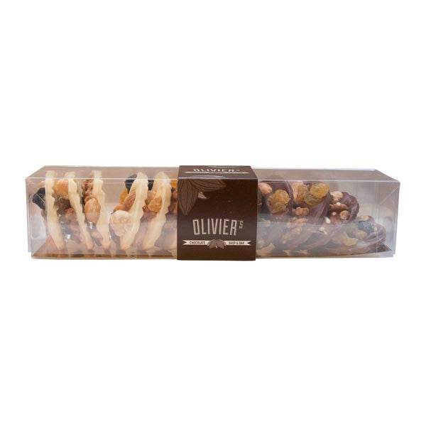 Box of 'Studentenhaver' Mixed Nuts - Milk and White