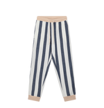 Stripy Cuffed Pants
