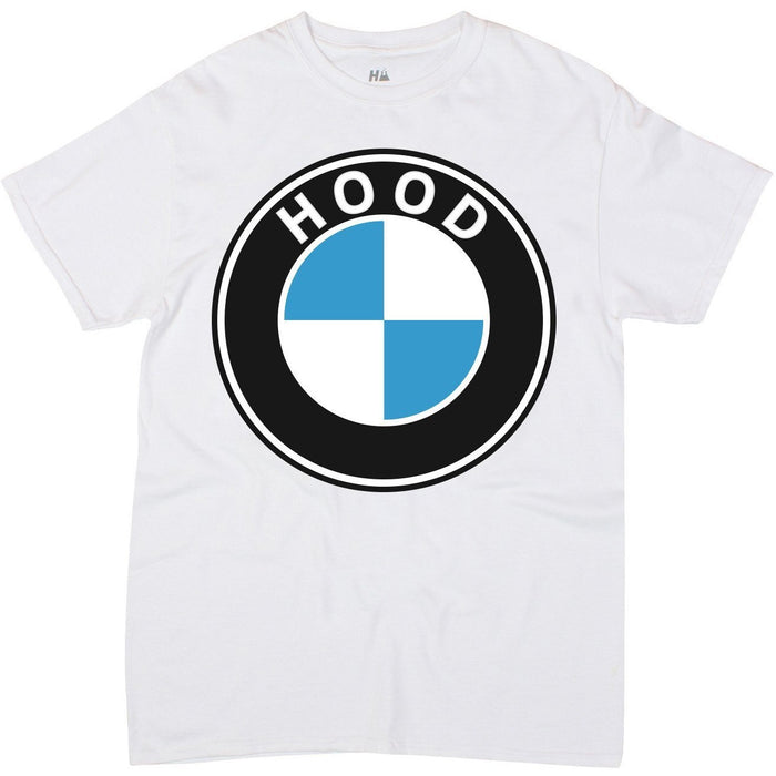BMW Tee / white - Retrograde Concept Store