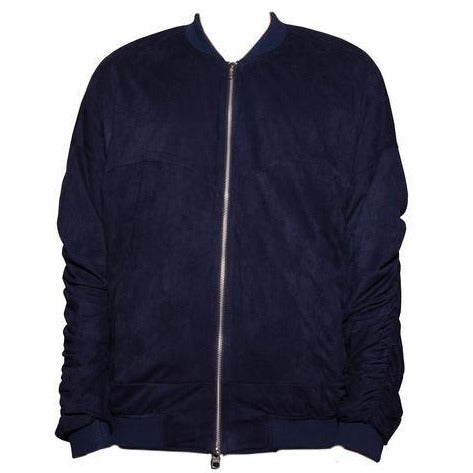 Blue Suede Bomber