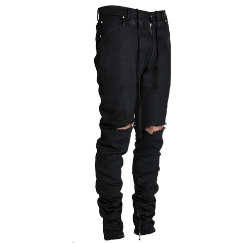Malko Raw Distressed Jeans