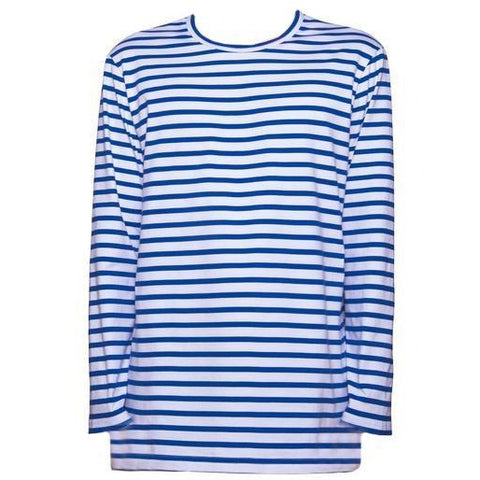 French Breton Stripe Tee