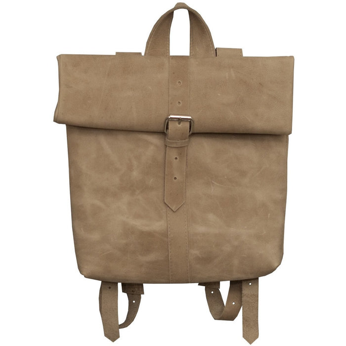 Small Buckle Rollitbag / sand