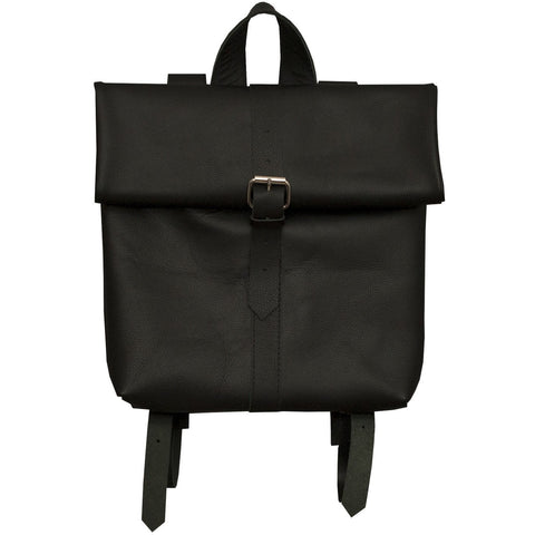 Small Buckle Rollitbag / black
