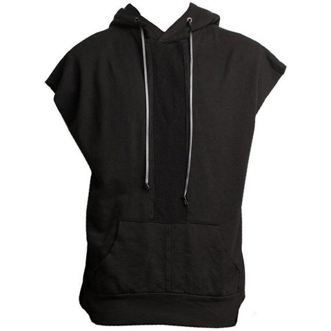 Road Hood Sleeveless / black