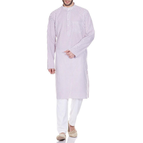 Men Clothing Indian Kurta Pajama Set Comfort Fit Gifts For Him 42 Inches