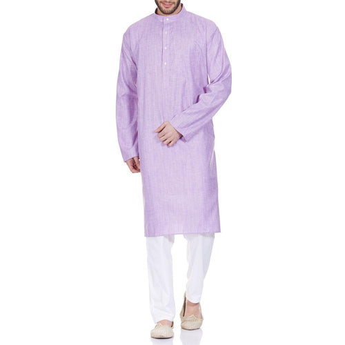 Traditional Indian Clothes Comfortable Kurta Pajama Set For Men Gifts