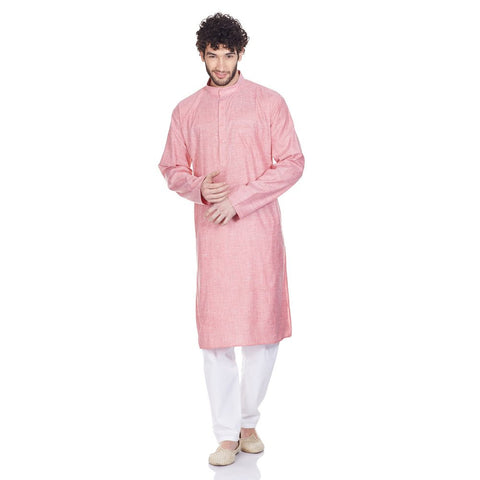 Comfortable Kurta Pajama Set For Men,Indian Outfit  Birthday Gifts