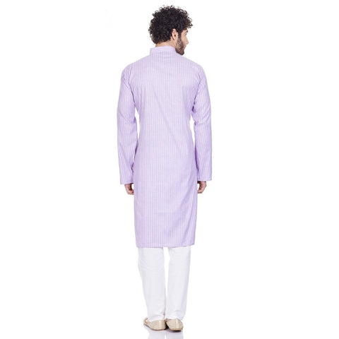 Men Clothing Indian Kurta Pajama Set Relaxed Fit Gifts For Boyfriend