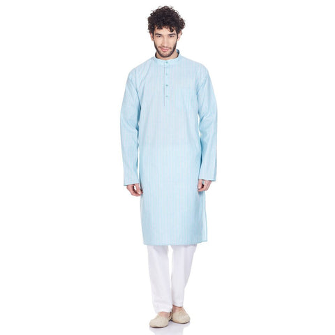 Comfortable Kurta Pajama Set For Men,Indian Clothes Gifts For Him