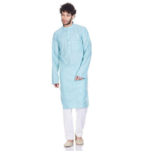 Comfortable Kurta Pajama Set  For Men Traditional Outfit Indian Gifts For Him