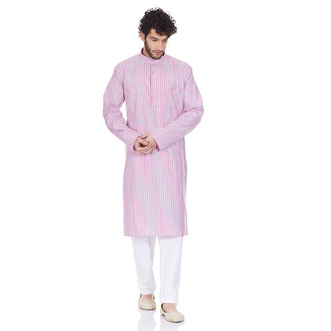 Kurta Pajama Settraditional Indian Fashion Men Comfortable Gifts For Him