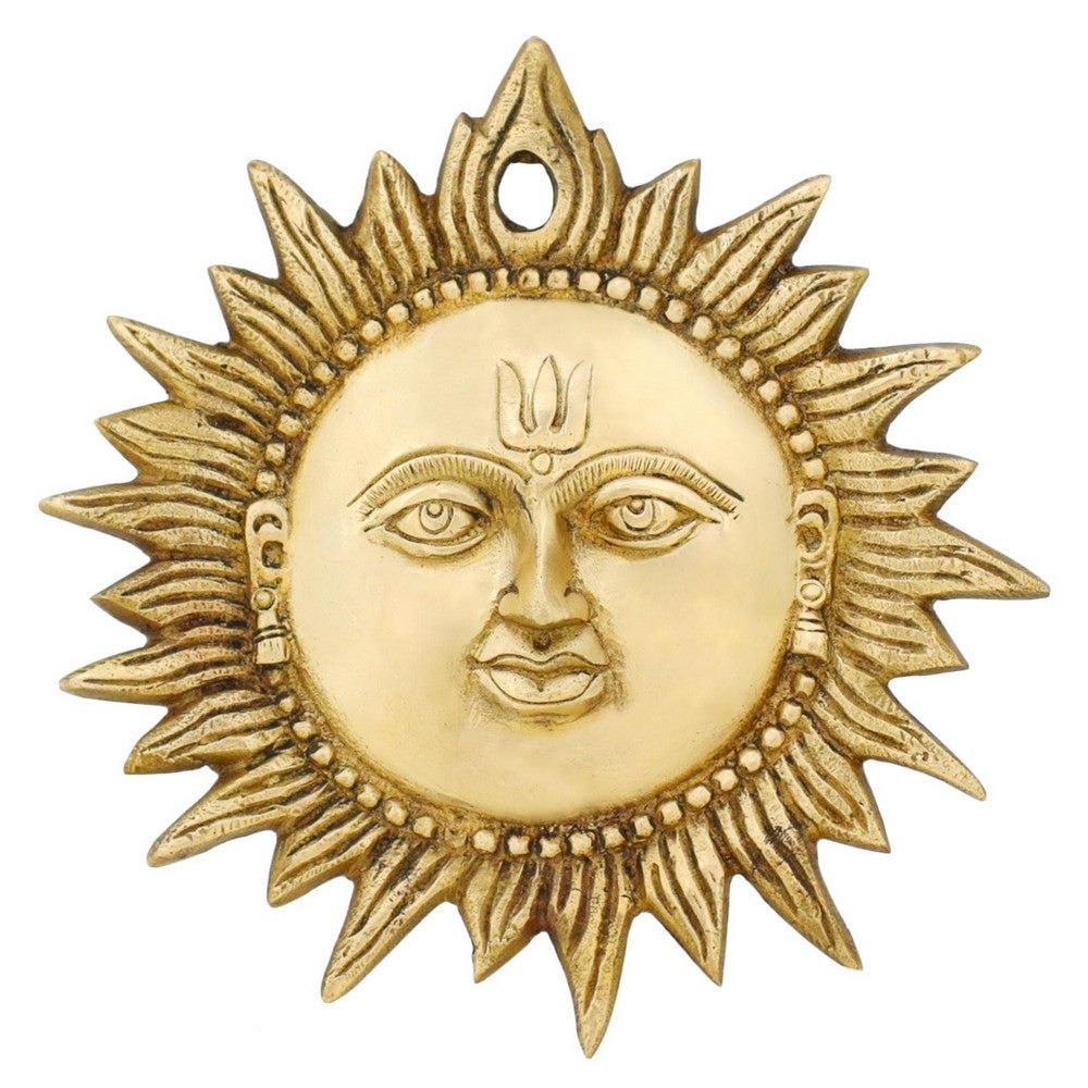 Perfect Metal Sun Wall Art Crest - The Wall Art Decorations ...