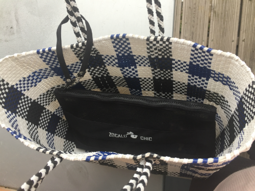 Zipped Purse