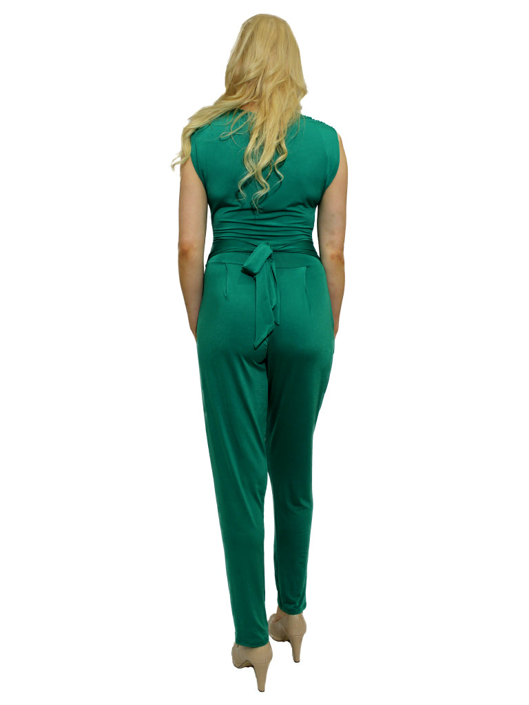 Green Jumpsuit/Playsuit